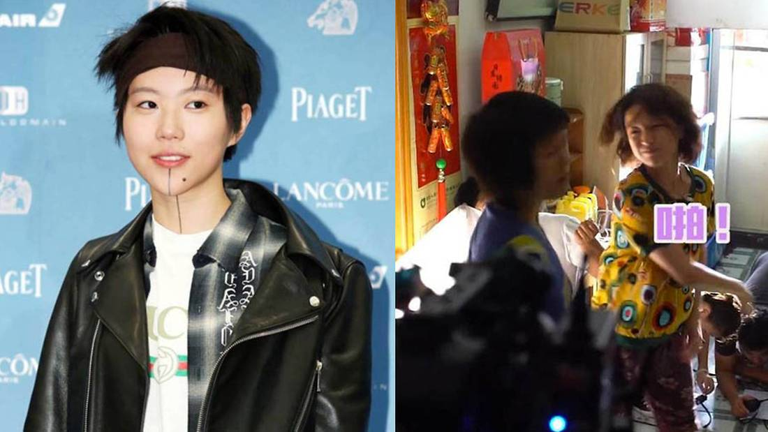 Faye Wong's Daughter Leah Dou Got Slapped By Zhou Xun More Than 6 Times In Her First Movie