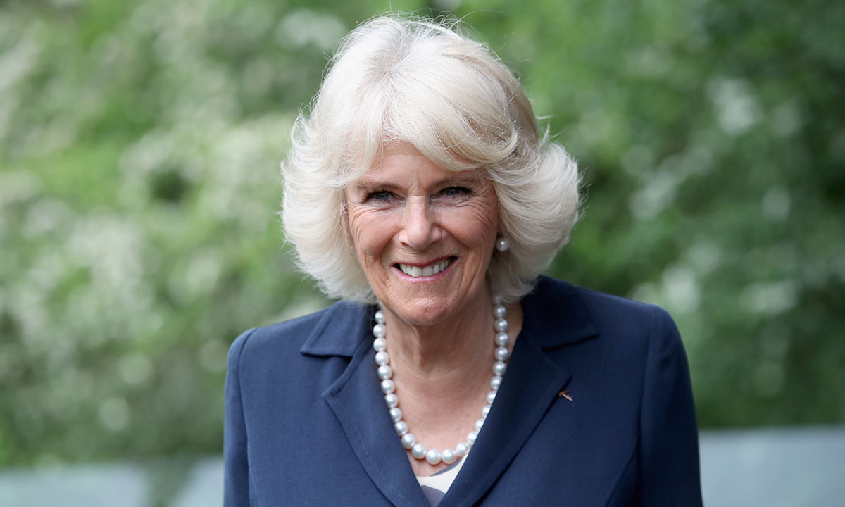 Duchess of Cornwall's personal family photos revealed in London office