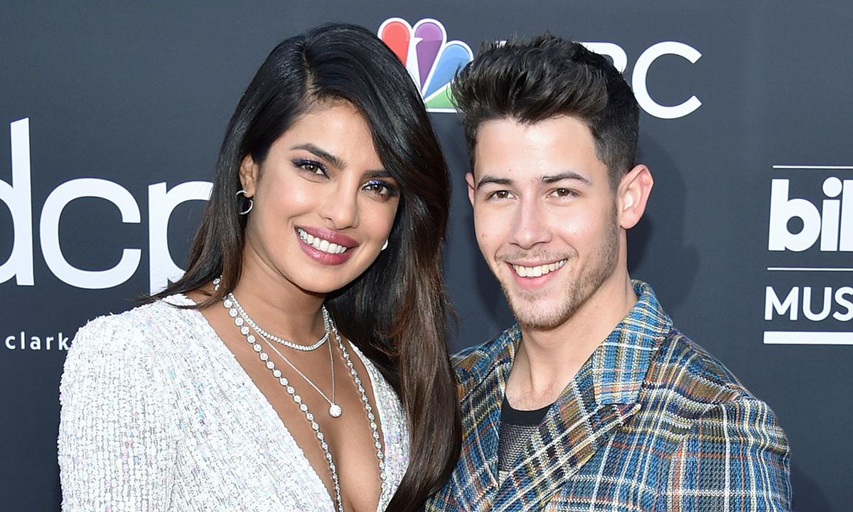 Nick Jonas and Priyanka Chopra celebrate big news with video from inside home