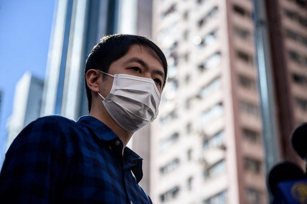 香港异议者许智峰入境澳洲 当局欢迎他从事政治活动