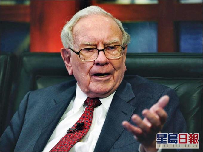 巴郡股价创新高 巴菲特加入千亿美元俱乐部