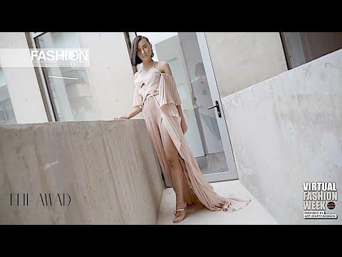 ELIE AWAD Art Hearts Fashion 2021 Los Angeles - Fashion Channel