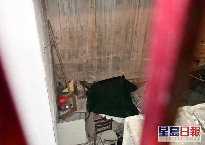 与胞妹争执后返房 30岁女子疑开窗堕楼亡