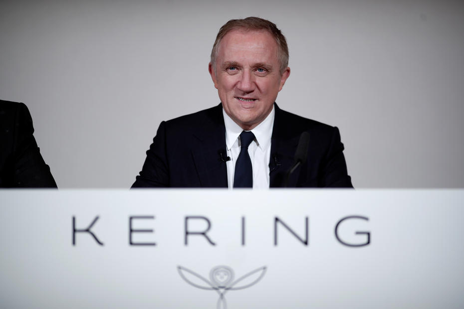 Kering founder Pinault joins wave of SPAC investors