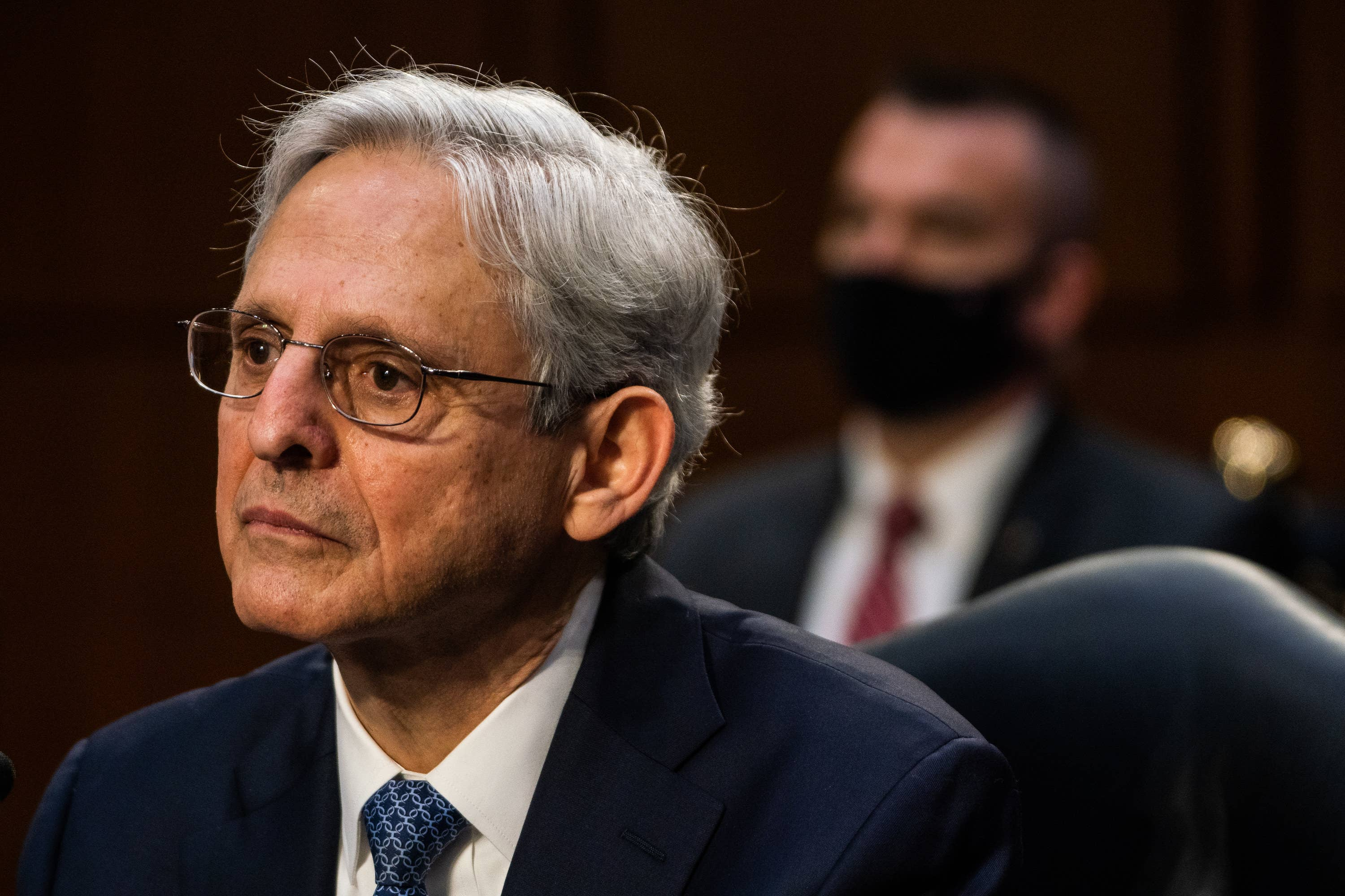 The Senate Confirmed Merrick Garland As The Next Attorney General