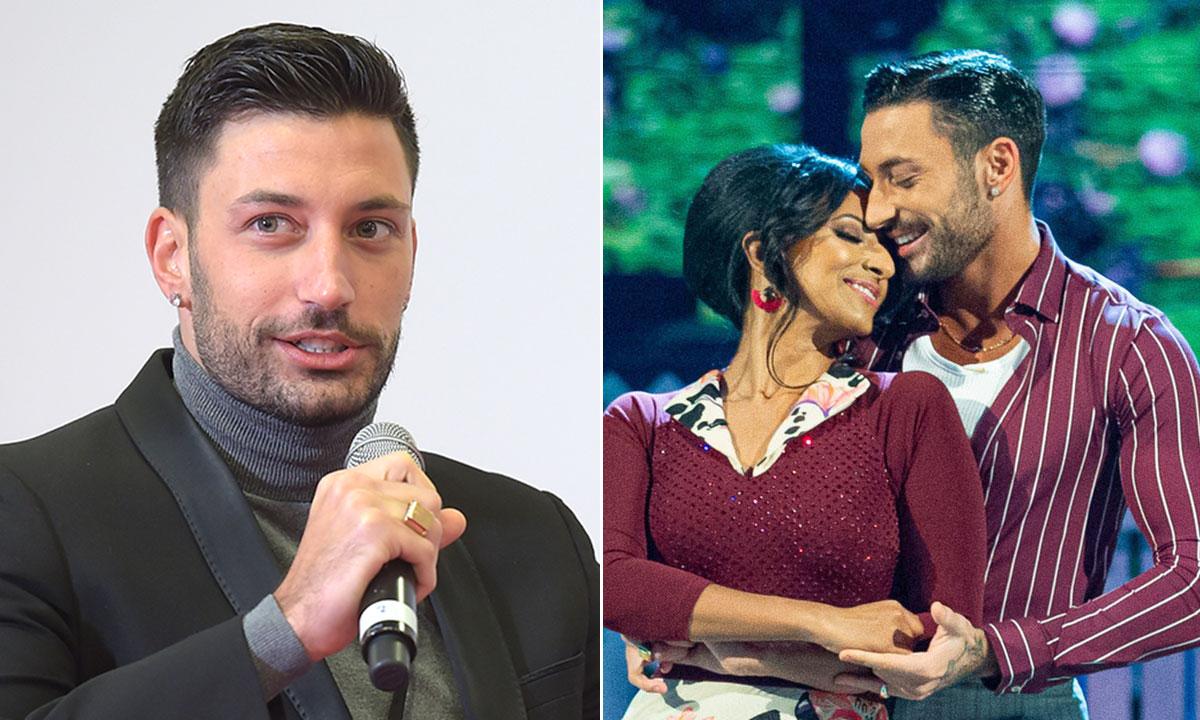 Giovanni Pernice put on the spot over GMB's Ranvir Singh romance rumours