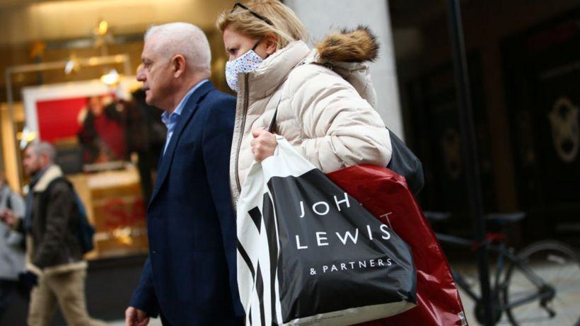 John Lewis announces eight store closures