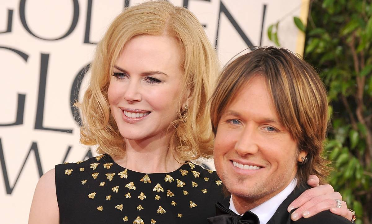 Nicole Kidman's daughter features in hilarious post by Keith Urban