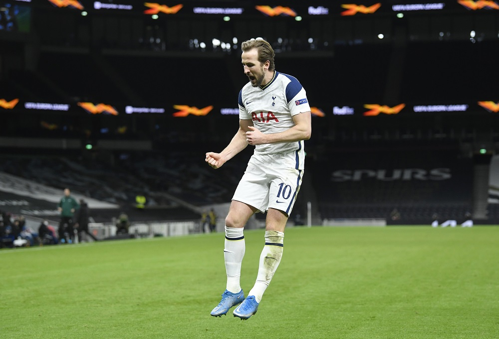 Spurs boss Nuno yet to decide whether Kane plays against City