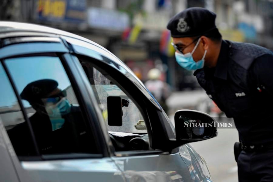 Shafien: State police to issue RM10,000 fine on the spot to repeat offenders