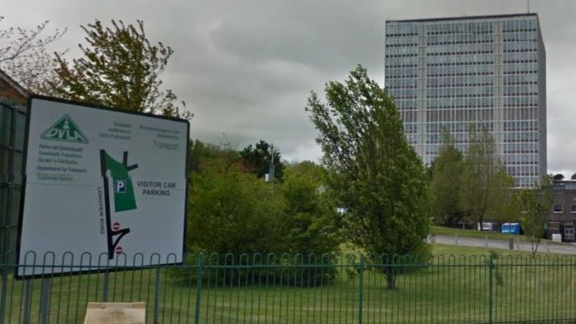 DVLA workers in Swansea to strike over Covid safety fears