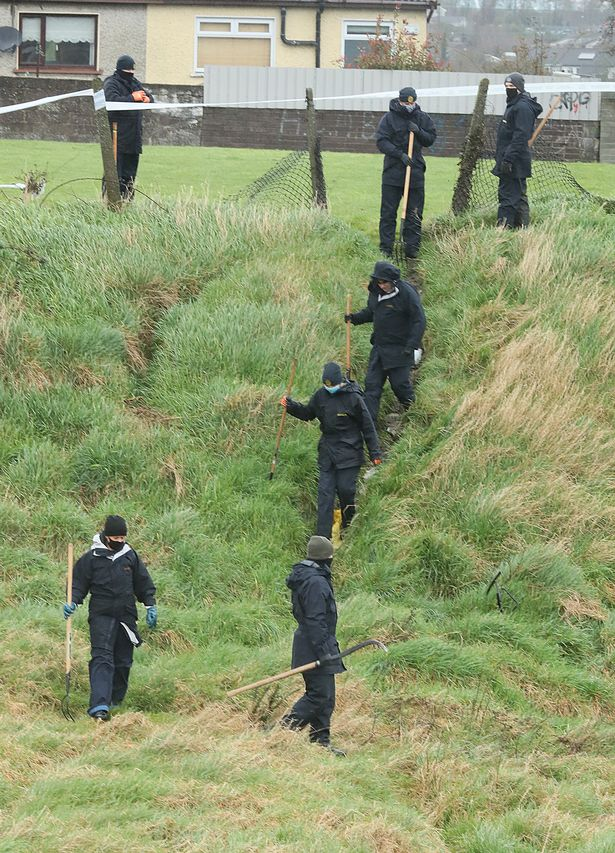 Skeletal remains found in hunt for body of murdered and dismembered teenage boy