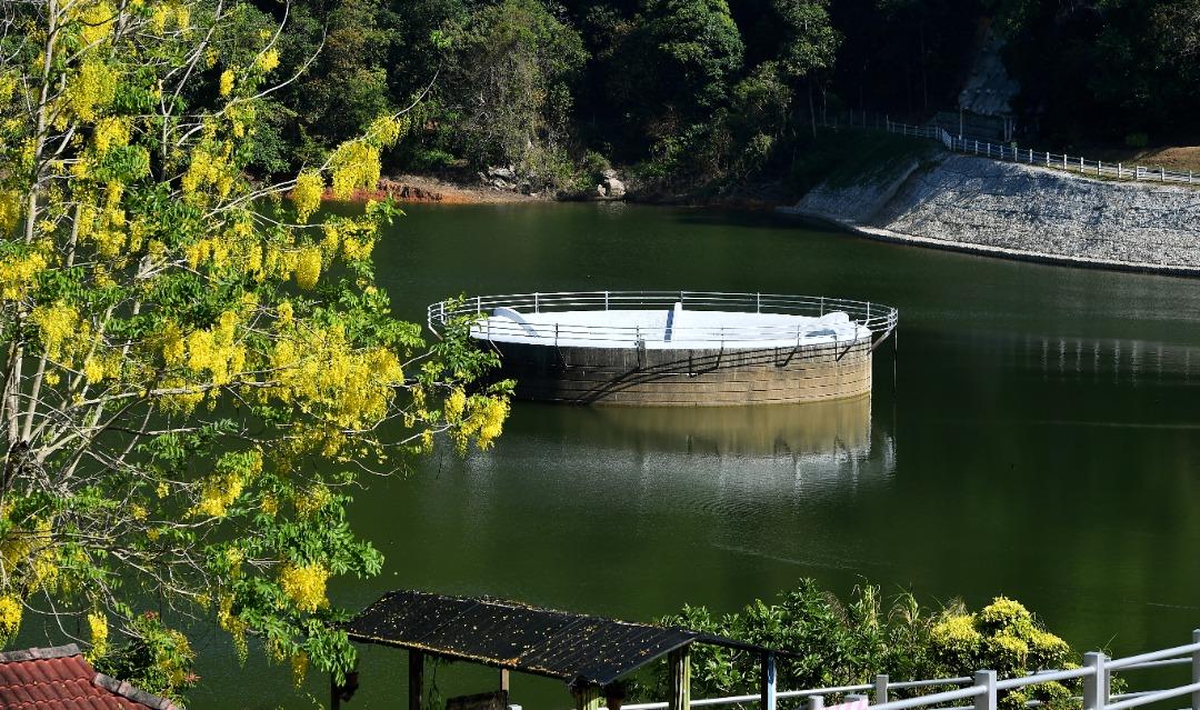 槟降雨量低双水坝水位下滑 PBAPP吁民明智用水