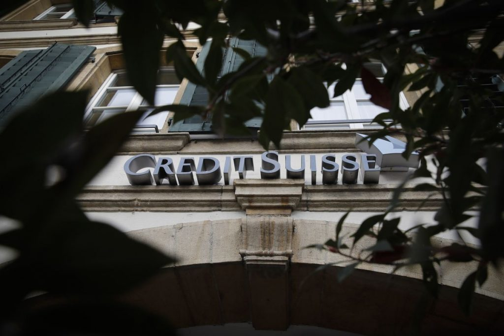 Credit Suisse Tax Whistle-Blowers Urge U.S. to Punish Bank