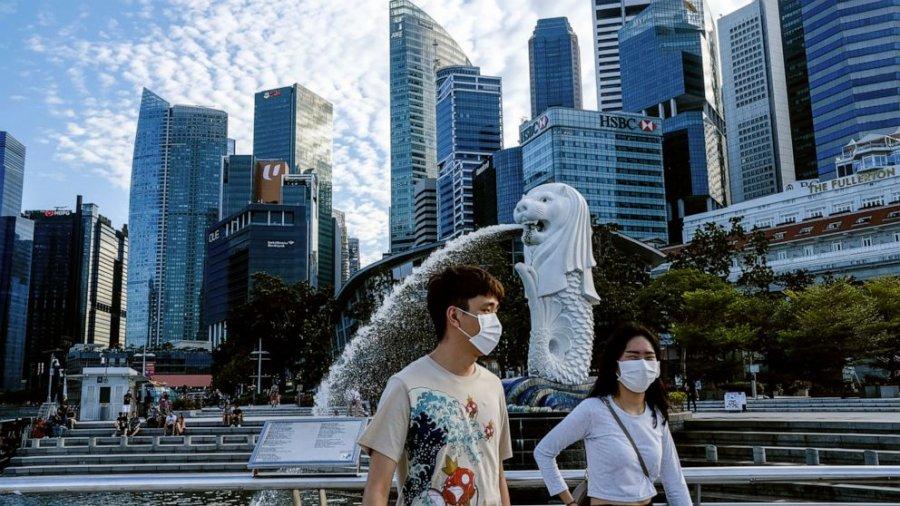 2020年全球最佳城市 新加坡排名第11