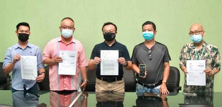 手套贸易商损失逾17万 控诉拿汀商人拿钱不交货