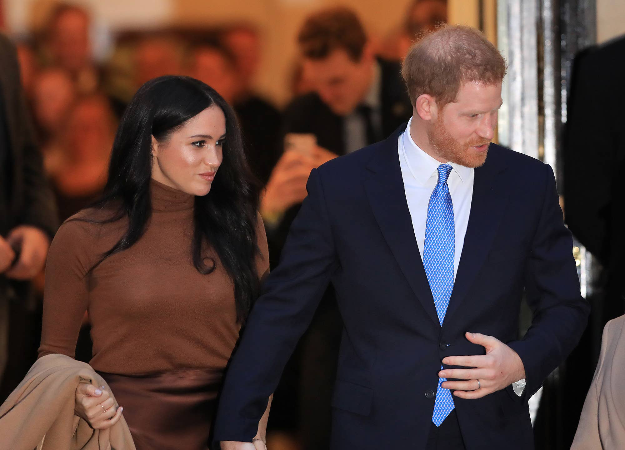 Meghan Markle And Prince Harry Are American Celebrities Now