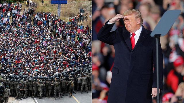 美国将被上千万非法移民淹没?拜登难办了!