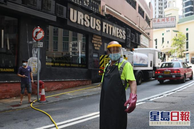 增60宗确诊47宗涉Ursus Fitness 全港健身室职员强制检测