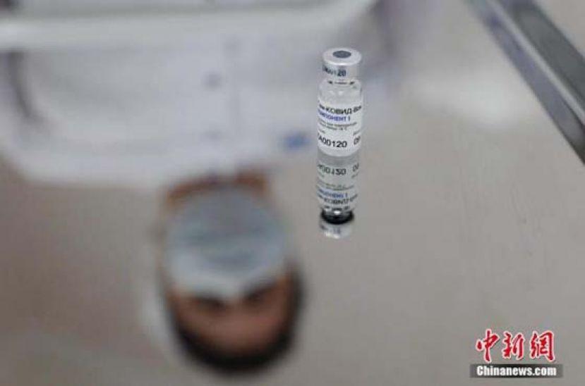 俄国防部:超过38.5万名俄军军人已接种新冠疫苗