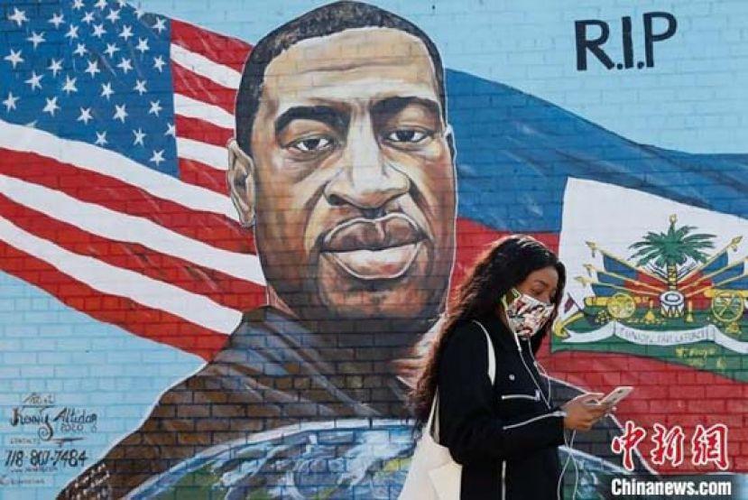 2700万美元!非裔男子弗洛伊德家属与美市政府和解