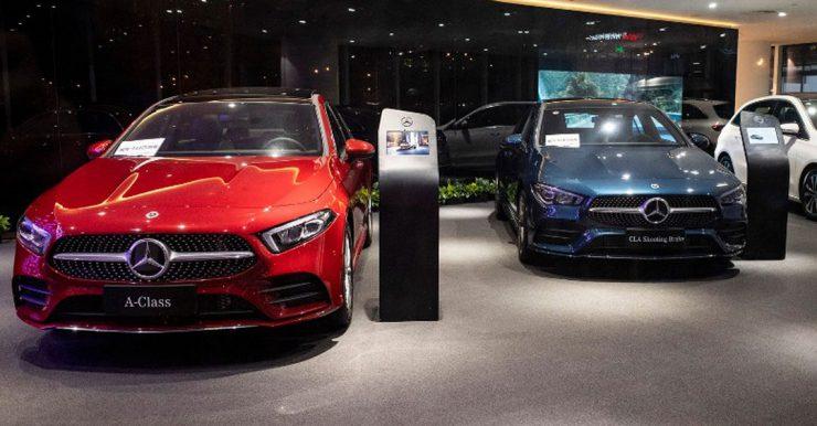 软件设计出问题 德车厂在华回收260万辆奔驰