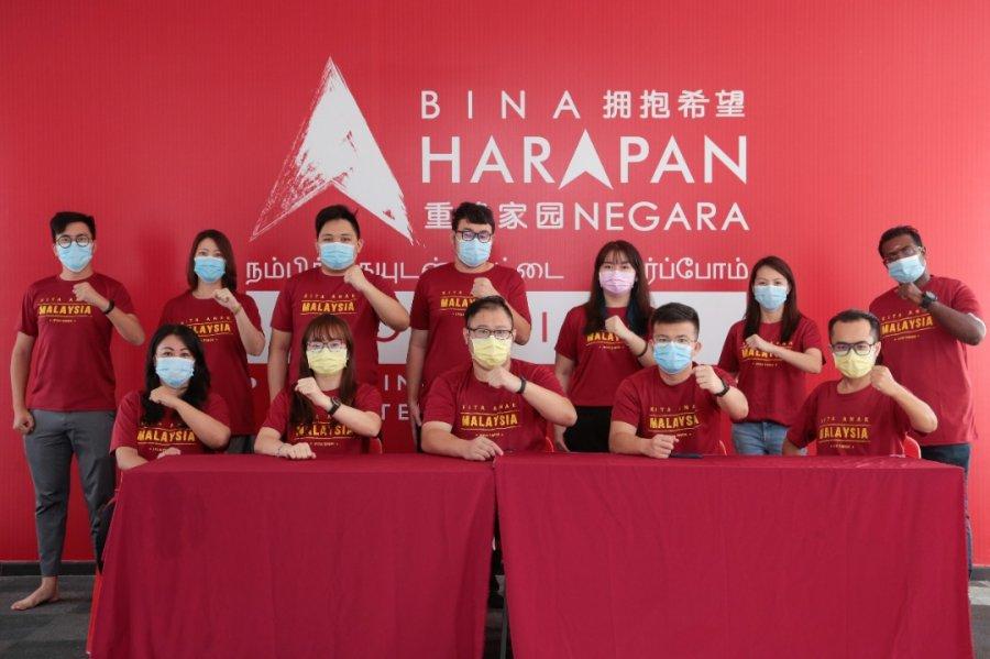 行动党怡保东区发表声明 全力支持倪可敏团队