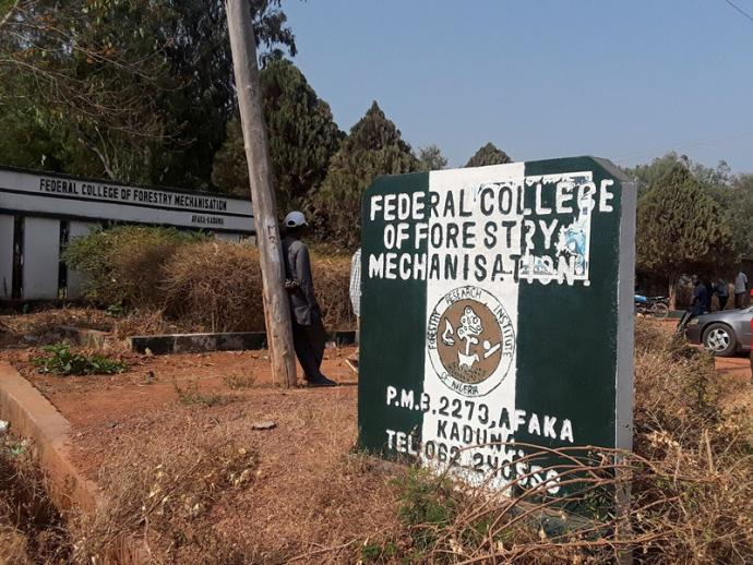 再有学校遭武装分子闯入 尼日利亚30学生失踪