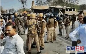 印度13岁少女遭3男轮姦 父报警翌日遭货车撞死