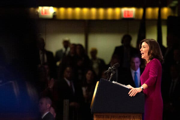 What to Know About Kathy Hochul, Cuomo's Possible Successor