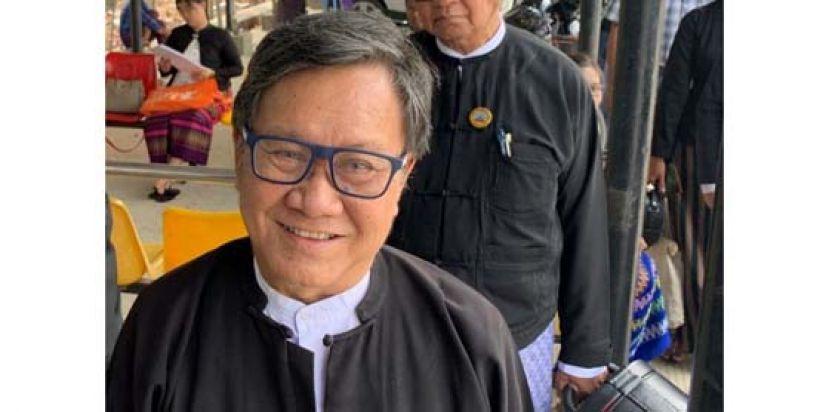 缅军方控昂山素姬贪污 律师:毫无根据