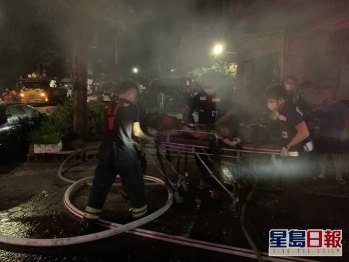 屏东民居火警 高龄母女被困葬身火海