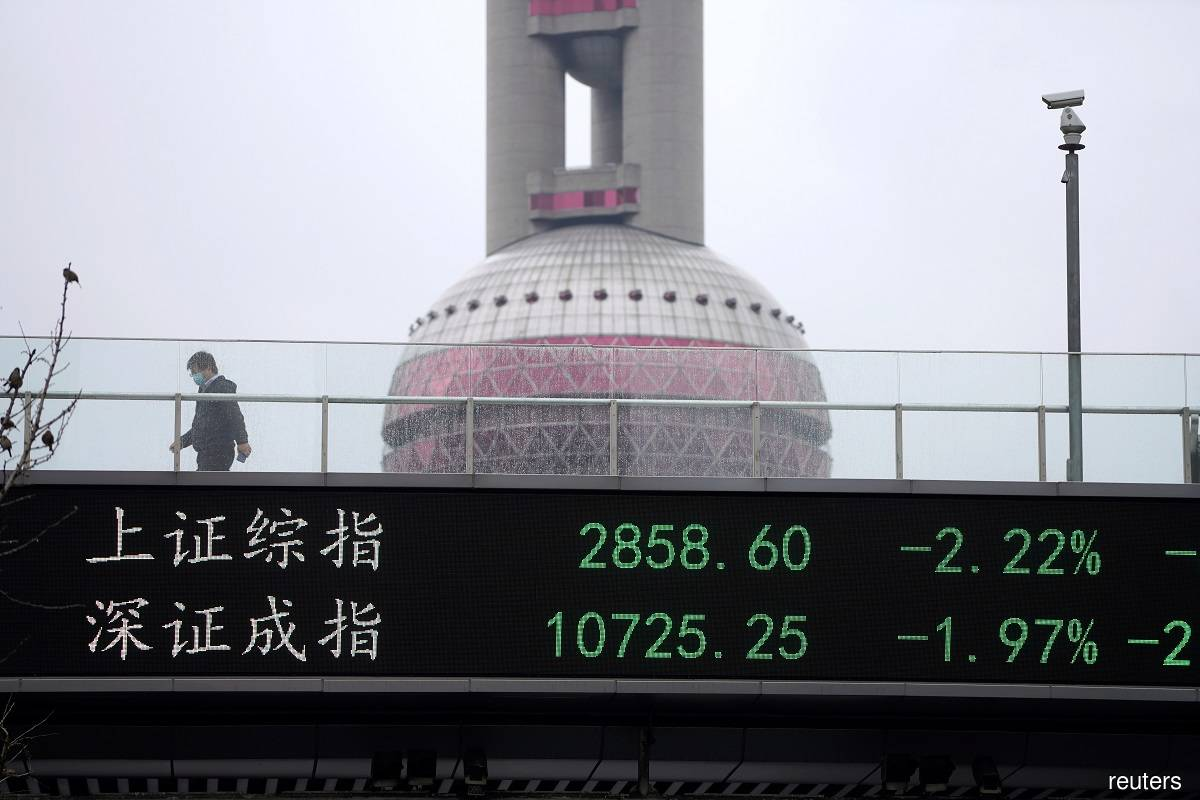 China's plan to trim debt makes stock-market reforms more urgent
