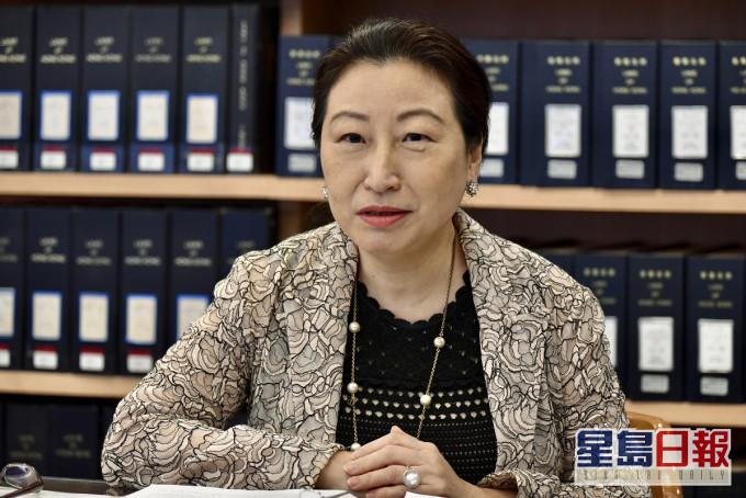 郑若骅指港要把握「十四五」机遇 一国两制下发挥解决争议服务