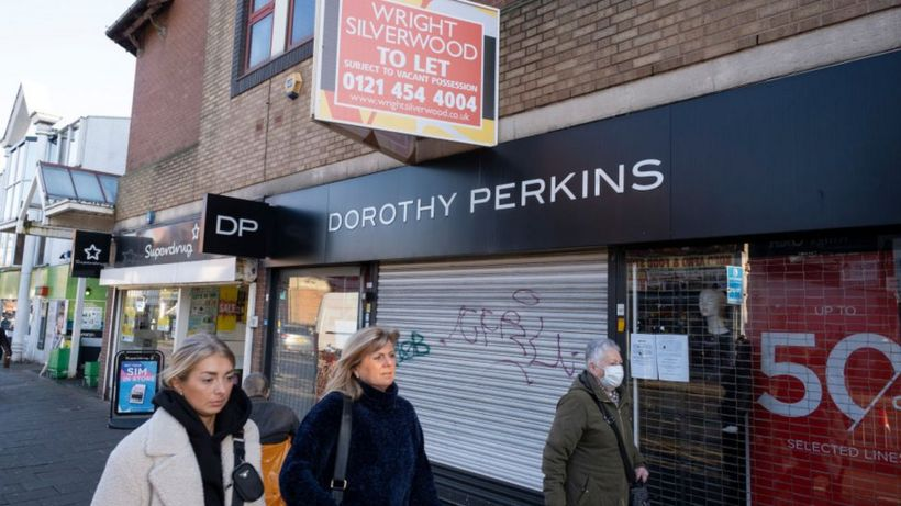 Pandemic impact 'yet to be felt' on high streets