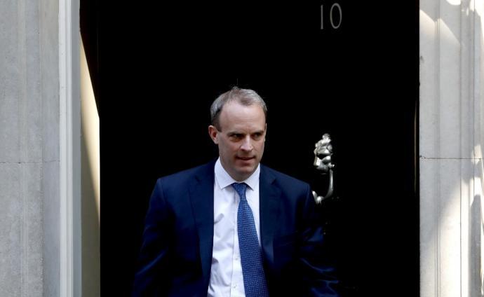 英欧G7外长涉港声明 中使馆:干涉内政