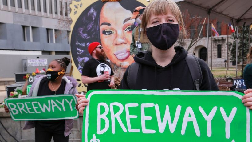 Breonna Taylor: Protest to mark anniversary of police killing