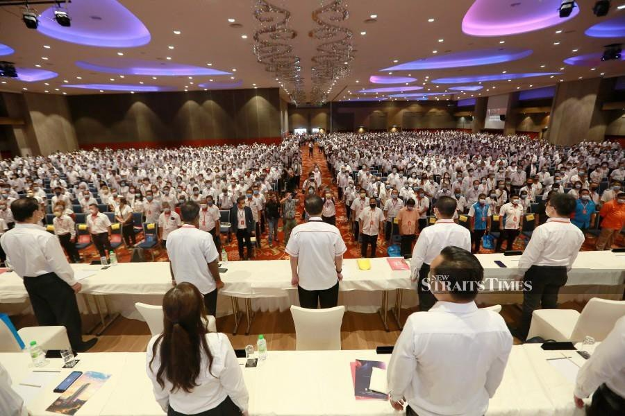 Perak DAP convention complied with SOP, says police