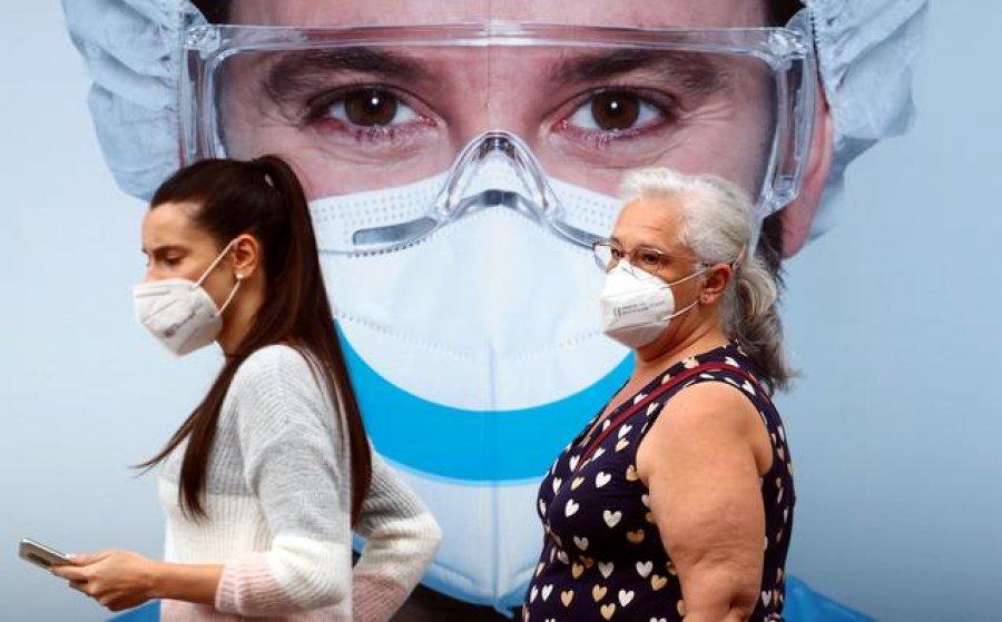 【新冠肺炎】欧洲疫情回升 法国意大利增逾2万确诊