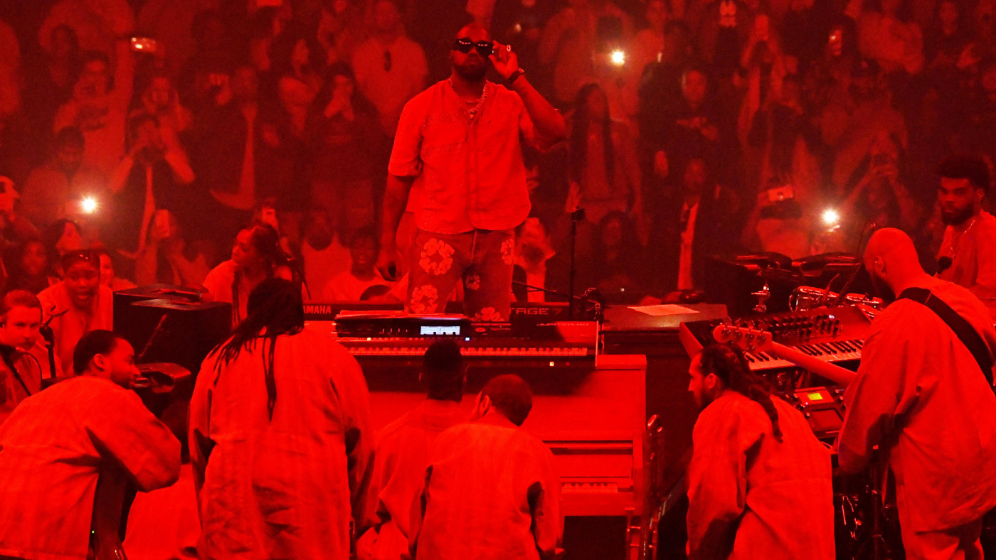 Kanye West's 'Jesus Is King' Album Won a Grammy and People Have Thoughts