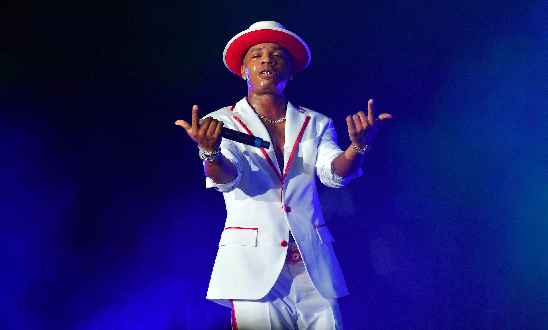 Plies Hilariously Defends Kirk Franklin After Leaked Phone Call: 'That Was Me!'