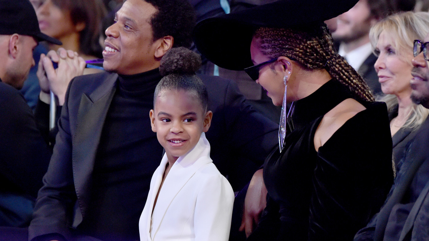 Blue Ivy Won Her First Grammy Award and People are Loving It
