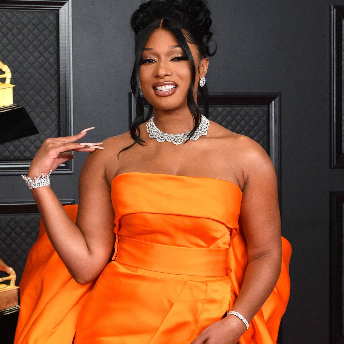 Megan Thee Stallion, Maren Morris and More Best Dressed Stars at the 2021 Grammys