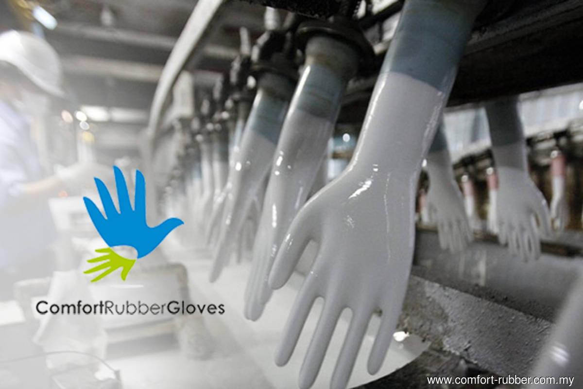Comfort Gloves records highest-ever quarterly net profit, declares 5 sen dividend