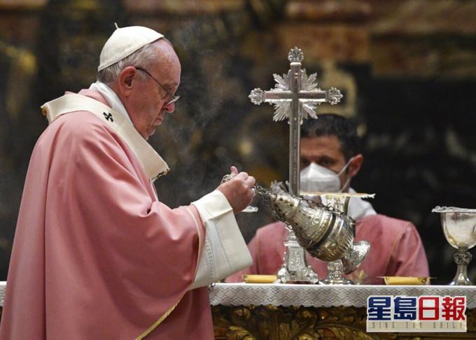 梵蒂冈宣布教会无权为同性恋新人祝福 强调不属歧视