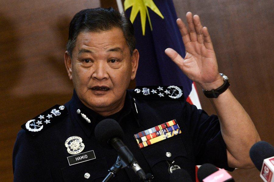 罚款1万民众指警方残忍 警总长:对警队不公平