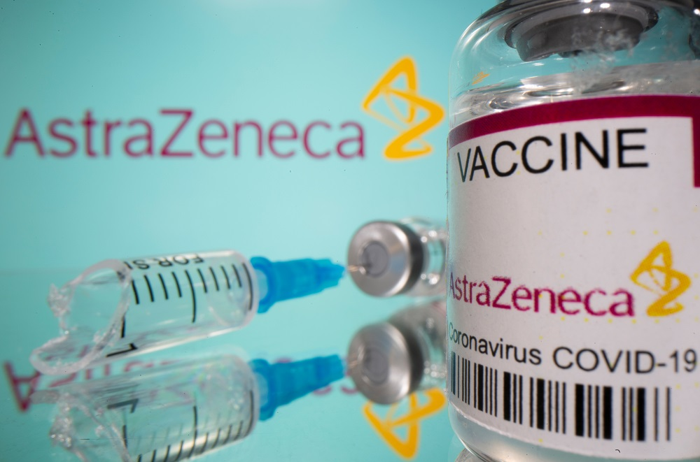 UK reports five cases of rare blood clots in 11 million AstraZeneca shots, continues with vaccine