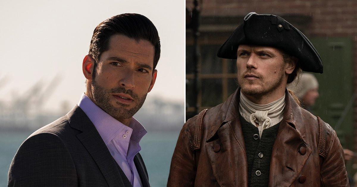Lucifer star Tom Ellis reveals he auditioned for Outlander after being left impressed with show's script