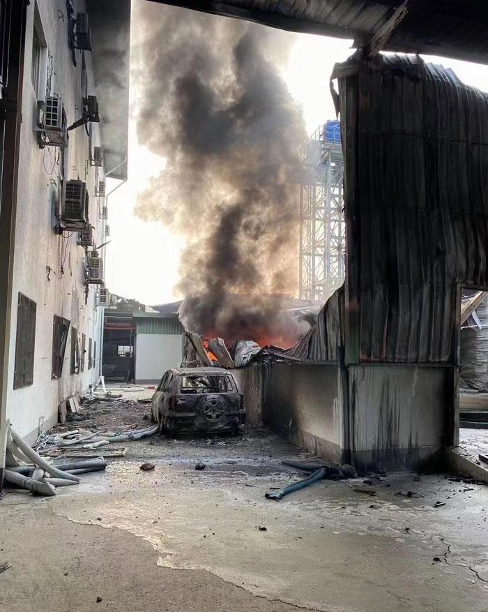 最血腥一日 缅军警杀至少51示威者 32中企遭砸抢烧损失逾亿