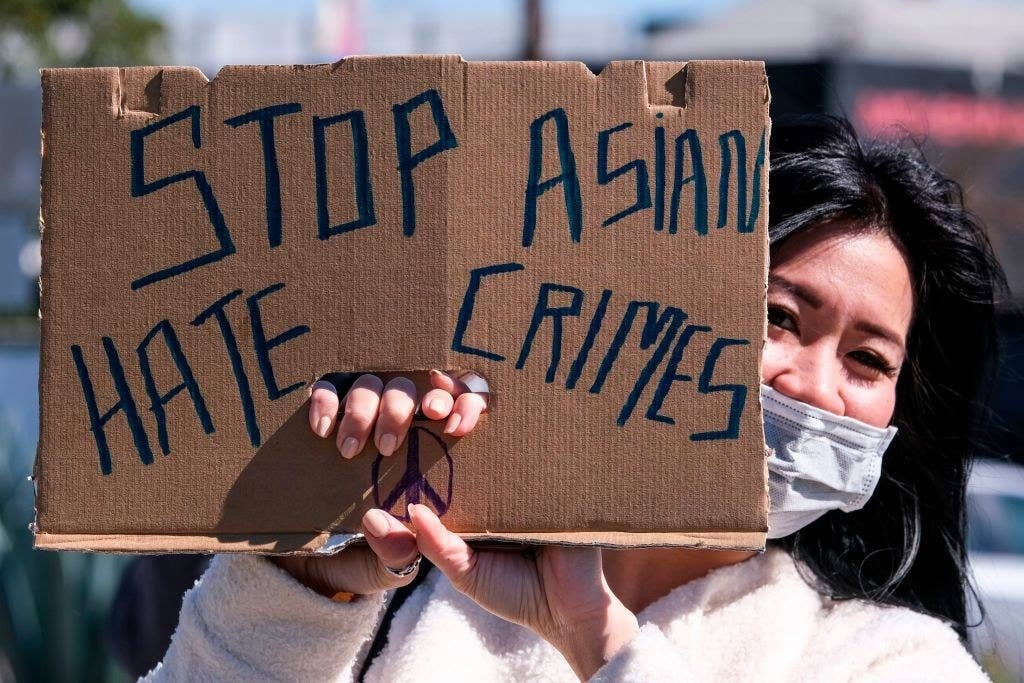 There Have Been At Least 3,795 Hate Incidents Against Asian Americans During The Pandemic, A New Report Shows
